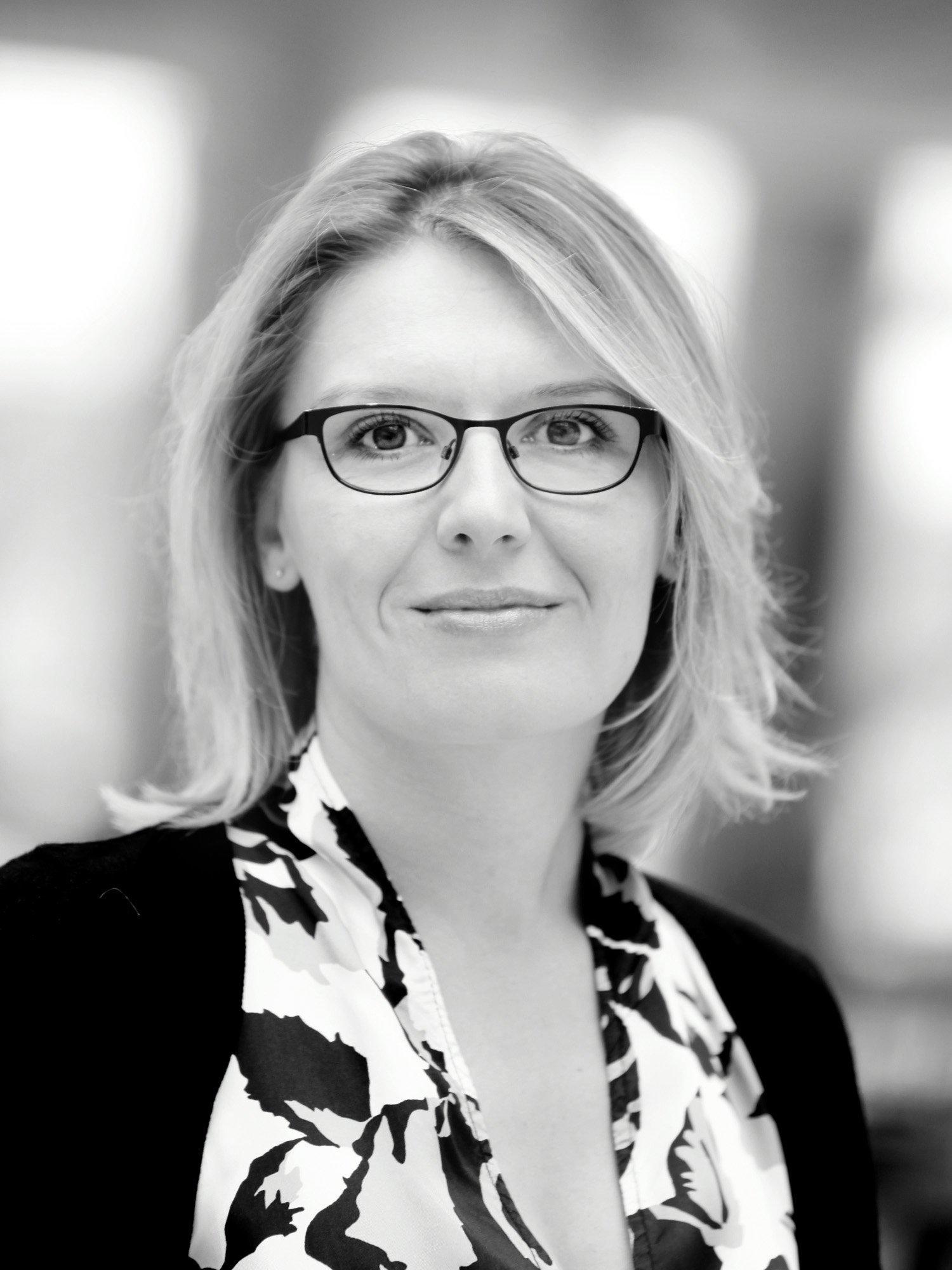 Agata Mathiasen bw