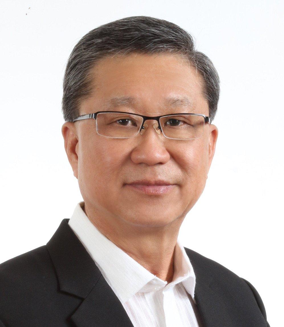 Mr. Pang Kong Soon Managing Director Saroma Engineering Sdn Bhd
